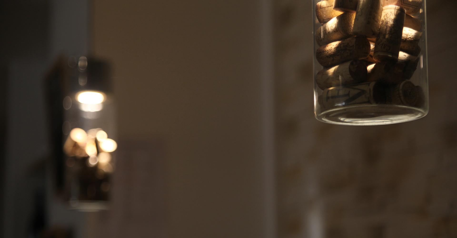 Galerie : ambiance cosy du restaurant La Cabanette
